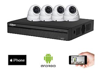 kit caméra surveillance