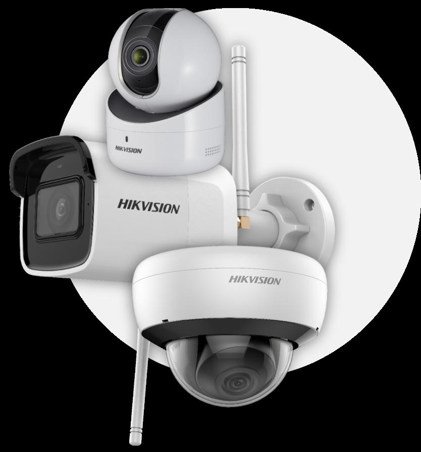 Caméra de surveillance sans fil / WiFi